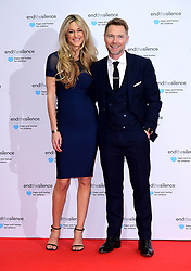 Ronan Keating and Storm Keating attending the End the Silence Charity Fundraiser at Abbey Road Studios, London.