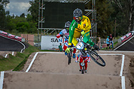 #7 (WILLOUGHBY Sam) AUS at the 2016 UCI BMX Supercross World Cup in Santiago del Estero, Argentina