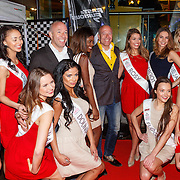 NLD/Amsterdam/20150401 - Premiere Fast & Furious 7, Tim en broer Tom Coronel en de missen 2015, Danique, janike, Marissa, Elise, Laila, Rosy, Margot, Lisa, Dounia, Jessie-Jazz en Floortje
