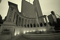 Millenium Park Monumentun in Chicago, Millenium Park is a Landmark in the City