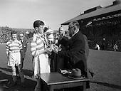 1955 - Soccer: FAI Cup Final, Shamrock Rovers v Drumcondra