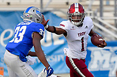 NCAA Football-Troy at Middle Tennessee-Sep 19, 2020