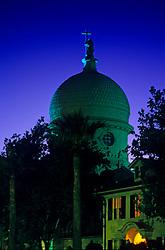 Historic church in Galveston Texas