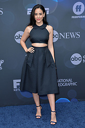 May 14, 2019 - New York, NY, USA - May 14, 2019  New York City..Michelle Veintimilla attending Walt Disney Television Upfront presentation party arrivals at Tavern on the Green on May 14, 2019 in New York City. (Credit Image: © Kristin Callahan/Ace Pictures via ZUMA Press)
