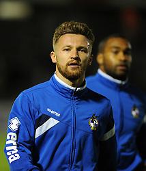 Matty Taylor of Bristol Rovers - Mandatory byline: Neil Brookman/JMP - 07966 386802 - 06/10/2015 - FOOTBALL - Memorial Stadium - Bristol, England - Bristol Rovers v Wycombe Wanderers - JPT Trophy