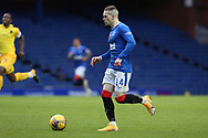 Ryan Kent (Rangers) during the Scottish Premiership match between Rangers and Livingston at Ibrox, Glasgow, Scotland on 25 October 2020.
