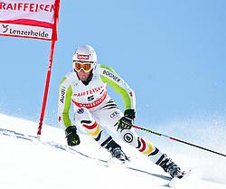 20.03.2011, Pista Silvano Beltrametti, Lenzerheide, SUI, FIS Ski Worldcup, Finale, Lenzerheide, NATIONEN TEAM EVENT, im Bild Fritz Dopfer (GER) // during Nations Team Event, at Pista Silvano Beltrametti, in Lenzerheide, Switzerland, 20/03/2011, EXPA Pictures © 2011, PhotoCredit: EXPA/ J. Feichter