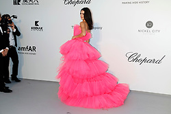 May 23, 2019 - Antibes, Alpes-Maritimes, Frankreich - Kendall Jenner attending the 26th amfAR's Cinema Against Aids Gala during the 72nd Cannes Film Festival at Hotel du Cap-Eden-Roc on May 23, 2019 in Antibes (Credit Image: © Future-Image via ZUMA Press)