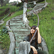 Chan Marshall of Cat Power in Los Angeles, California
