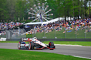 30 March - 1 April, 2012, Birmingham, Alabama USA.Will Power (12) .(c)2012, Jamey Price.LAT Photo USA