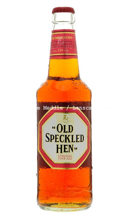 Bottle of Old Speckled Hen