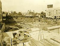 9/2/1925 Construction of the El Capitan Theater