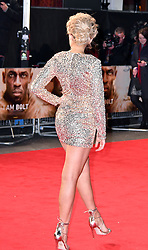 November 28, 2016 - London, London, United Kingdom - Image ©Licensed to i-Images Picture Agency. 28/11/2016. London, United Kingdom. Tallia Storm attends I Am Bolt world film premiere. Screening of documentary I Am Bolt exploring Bolt's legacy of the fastest man in history, at Odeon Leicester Square, London.  Picture by Nils Jorgensen / i-Images (Credit Image: © Nils Jorgensen/i-Images via ZUMA Wire)