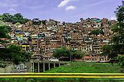 2016/05/26 - Caracas, Venezuela: View of Petare slum in Caracas. Petare is consider one of the biggest and dangerous slums of Latin America. (Eduardo Leal)
