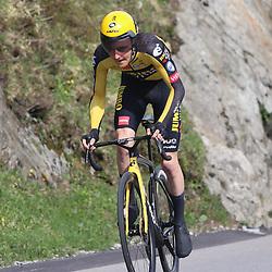 ANDERMATT (SUI) CYCLING<br /> Tour de Suisse stage 7<br /> Sam Oomen