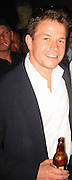 Mark Wahlberg.Man Ray Restaurant Opening Party.Man Ray Restaurant.New York,  NY .July 11, 2001.Photo by Celebrityvibe.com..