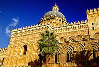 La Cattedrale, Palermo, Sicily, Italy