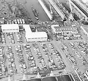Ackroyd 19105 Swan Island. Aerial. November 8, 1974