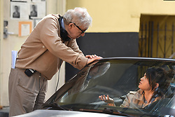 Selena Gomes films a Woody Allen untitled project in New York City, NY, USA, September 11, 2017. Photo by ABACAPRESS.COM