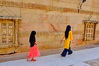 Inde, Etat de Gujarat, Ahmedabad, classé Patrimoine Mondial de l'UNESCO, tombe de Sarkhej Roza // India, Gujarat, Ahmedabad, Unesco World Heritage city, Sarkhej Roza tomb