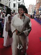 Meera Syal. BAFTA Television Awards, sponsored by the Radio Times, Grosvenor House. London. 13 May 2001. © Copyright Photograph by Dafydd Jones 66 Stockwell Park Rd. London SW9 0DA Tel 020 7733 0108 www.dafjones.com