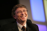 Bill Gates Chairman of Microsoft.