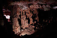 Lehman Caves. Great Basin National Park, Nevada. Image taken with a Nikon D3s camera and 24 mm f/1.4 lens.