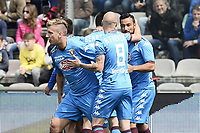 esultanza gol Fabio Quagliarella<br /> Reggio Emilia 19-04-2015 Mapei Stadium, Football /Campionato di calcio serie A / Sassuolo-Torino / Foto Image Sport / Insidefoto