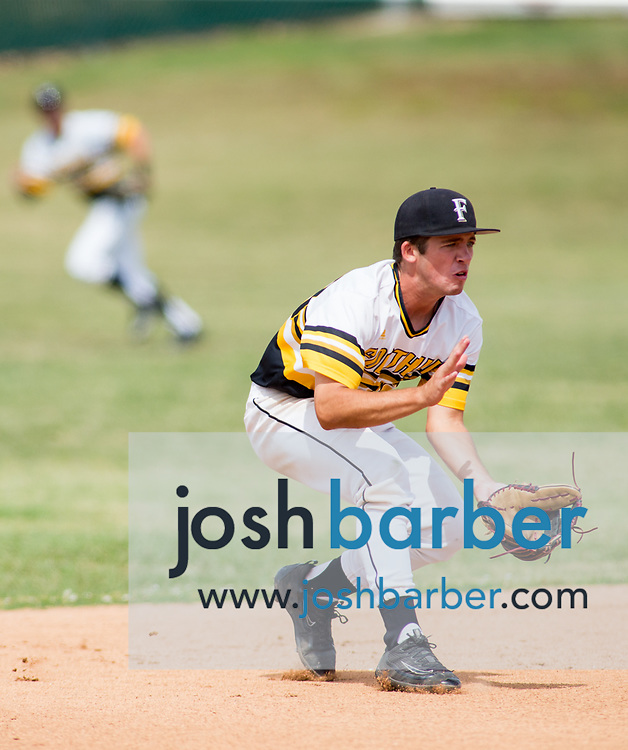 Foothill's Cameron Tafoya during a Crestview League game at Foothill High School on Friday, May 5, 2017 in North Tustin, Calif. Foothill won 4-2. (Photo by Josh Barber, Contributing Photographer)