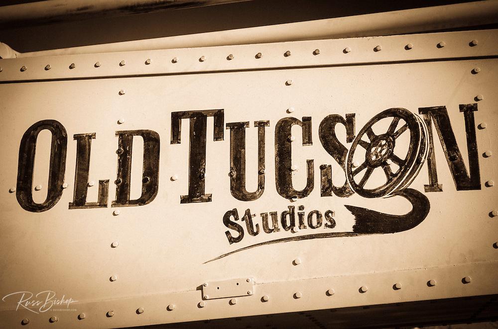 Old Tucson movie studio, Tucson, Arizona