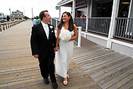 9/12/09 2:52:22 PM -- Shauna & John - September 12, 2009 - Avalon, New Jersey (Photo by William Thomas Cain/cainimages.com)
