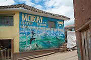 Moray town, Sacred Valley, Cusco Region, Urubamba Province, Machupicchu District, Peru