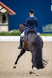 NILSHAGEN Therese (GER), For Romance OLD<br /> Hagen - Horses and Dreams 2019 <br /> Qualifikation Louisdor-Preis-Finalqualifikation<br /> 26. April 2019<br /> © www.sportfotos-lafrentz.de/Stefan Lafrentz