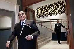 Italy, Rome - July 26, 2018.Assembly of Forza Italia Party. Silvio Berlusconi (Credit Image: © Zucchi/Insidefoto/Ropi via ZUMA Press)