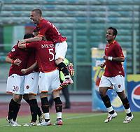 Roma 9/5/2007 Coppa Italia finale andata<br /> Roma Inter<br /> Foto Andrea Staccioli Inside
