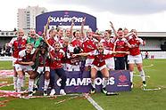Arsenal Women FC v Manchester City Women 120519