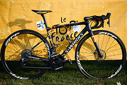 Boels Dolmans at La Course by Le Tour de France 2018, a 112.5 km road race from Annecy to Le Grand Bornand, France on July 17, 2018. Photo by Sean Robinson/velofocus.com