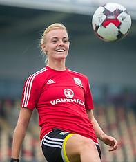 160914 Wales Women Training