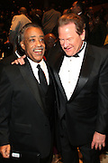 """15 November 2010- New York, NY- Rev. Al Sharpton and Ed Schultz at The National Action Network's 1st Annual Triumph Awards honoring """"Our Best"""" in the Arts, Entertainment, & Sports held at Jazz at Lincoln Center on November 15, 2010 in New York City. Photo Credit: Terrence Jennings"""