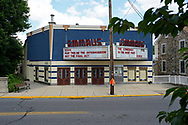 Emmaus Theatre is among about a dozen Southeastern Pennsylvania theaters built in the early 1900's that are still active. Opened in 1909, Emmaus Theatre has given community members the chance to pay for special personalized messages on what they've dubbed the Emmaus Theatre Community Marquee as a way to raise money during the COVID-19 pandemic which has seen a dramatic halting in business for the local theater in Emmaus, Pennsylvania.