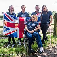 Social Media - Team GB - Rio 2016 - Para Team Announcement