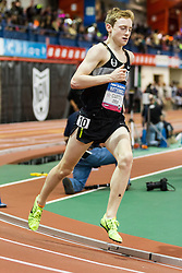 NSAF 2014 New Balance Nationals Indoor, boys two-mile, Dan Curts