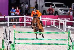 Houtzager Marc, NED, Dante, 371<br /> Olympic Games Tokyo 2021<br /> © Hippo Foto - Dirk Caremans<br /> 03/08/2021