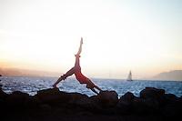 Annika Williams at Treasure Island, San Francisco