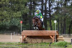 Vitkauskas Aistis, LTU, Windser Skovbo<br /> CCI3* Arville 2020<br /> © Hippo Foto - Dirk Caremans<br /> 23/08/2020