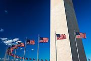The Washington Monument, Washington, DC USA
