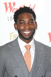 © Licensed to London News Pictures. 27/11/2014, UK.  Tinie Tempah, Naomi Campbell Fashion For Relief Pop-Up Shop - launch party, Westfield London UK, 27 November 2014. Photo credit : Richard Goldschmidt/Piqtured/LNP