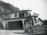 Circa 1930 6961 La Presa Dr.