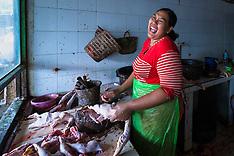 Bird Market, Pasar Terpadu Dimoro, Blitar, Java, Indonesia