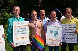 Pride 2014, Norwich 26 July 2014 - Peter Tatchell